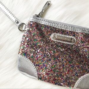 Nine West ⚜️ Confetti Adorned Wristlet
